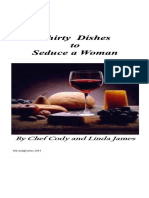 Thirty Dishes to Seduce a Woman
