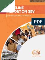 Baseline Report - Meru and Kilifi Counties 2017