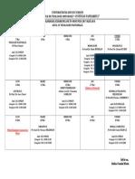 Programarea Examenelor Vară 2018