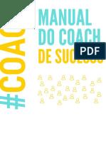 Manual Do Coach de Sucesso