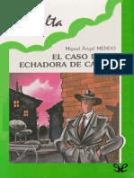 [Ala Delta] [Serie Verde 108] Mendo, Miguel Angel - El Caso de La Echadora de Cartas [31866] (r1.0)