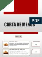 CARTA DE MENÚS.pptx