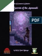 Secrets of the Annunaki