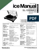 sl1200mk2 service manual