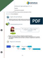 Ficha N° 10 Evaluación de Proyectos