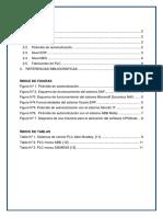 PLC_Pirámide de automatización_Nivel ERP_Nivel MES