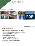 Arc Net Tutorial