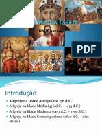 Historia Igreja Idade Antiga