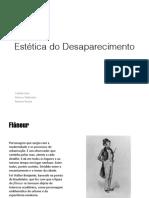 Estética do Desaparecimento