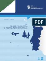 Folheto Informativo Portal Das Financas