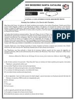 Formato Evaluaciones 8 Primer Periodo