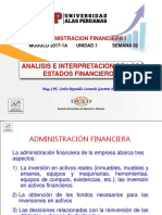 Semana 2 - Analisis e Interpretacion de Los Estados Financiero