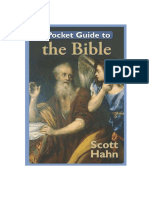 A Pocket Guide to the Bible - Scott Hahn