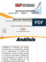 Semana 4 - Analisis Financiero