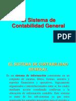 Sistema Contabilidad General