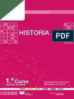 BGU GUIA Informacion historia