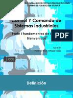 Parte 1 Control y Comando de Sistemas Industriales - 2017