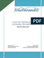 Ejercicio Final Micropilotes