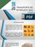 Transporte de Petróleo y Gas