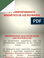 2.7 Comportamiento Magnetico de Los Polímeros - 2015.Pptx