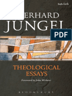Jüngel, Eberhard. Theological Essays I