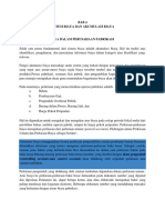 Sistem Perhitungan Biaya Dan Akumulasi Biaya BAB 4
