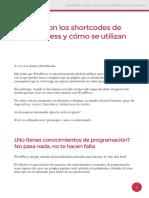 Qué Son Los Shortcodes de WordPress y Cómo Se Utilizan