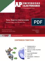 Ayuda 2 - Evolución Del Comercio Internacional