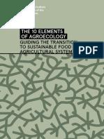 10 Elementos de Agroecologìa