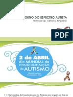 Aula Transtorno Do Espectro Autista