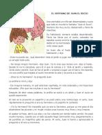 EL HERMANO DE JUAN EL SUCIO.docx
