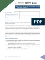 SESIÓN 6. Lean Canvas Estructura de Ingresos - Costos, Métricas y Canales
