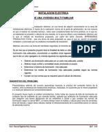 INSTALACION ELECTRICA DE EDIFICIO