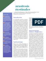 Parasitosis Intestinal Pediatría