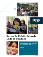 student   families code of conduct 2017-2018