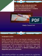 Diagnóstico Precoz Auxiliares