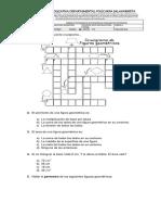 Pruebas Geometria 4 Periodo Grado 6