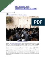Árabe Coránica Sionista