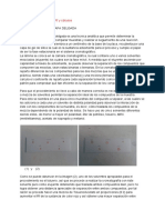 Informe de Cromatografia