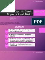 Diseño Organizacional Basico