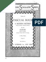 Pascual Roch Method Volume 2