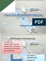 Calculos de Administracion IV