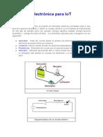 Electrónica Para IoT