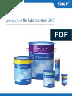 Catálogo de Grasas SKF