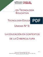 LTE - Tecno II - Unidad 3 - 2018