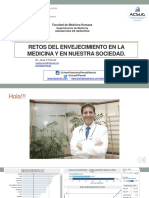 CLASE N 1 - Retos Del Envejecimiento en La Medicina CON VOZ 2018 2