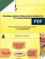 Program JPK Askes