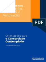Cartilha de Construcao Reforma e Ampliacao