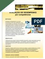 Avaliao de Desempenho Por Competncias - Recife
