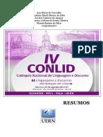 Conlid 2017 - Caderno de Resumos - Versao Final